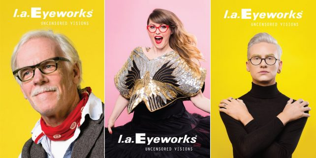 l.a. Eyeworks Releases Three New Artist-Designed Cleaning Cloths