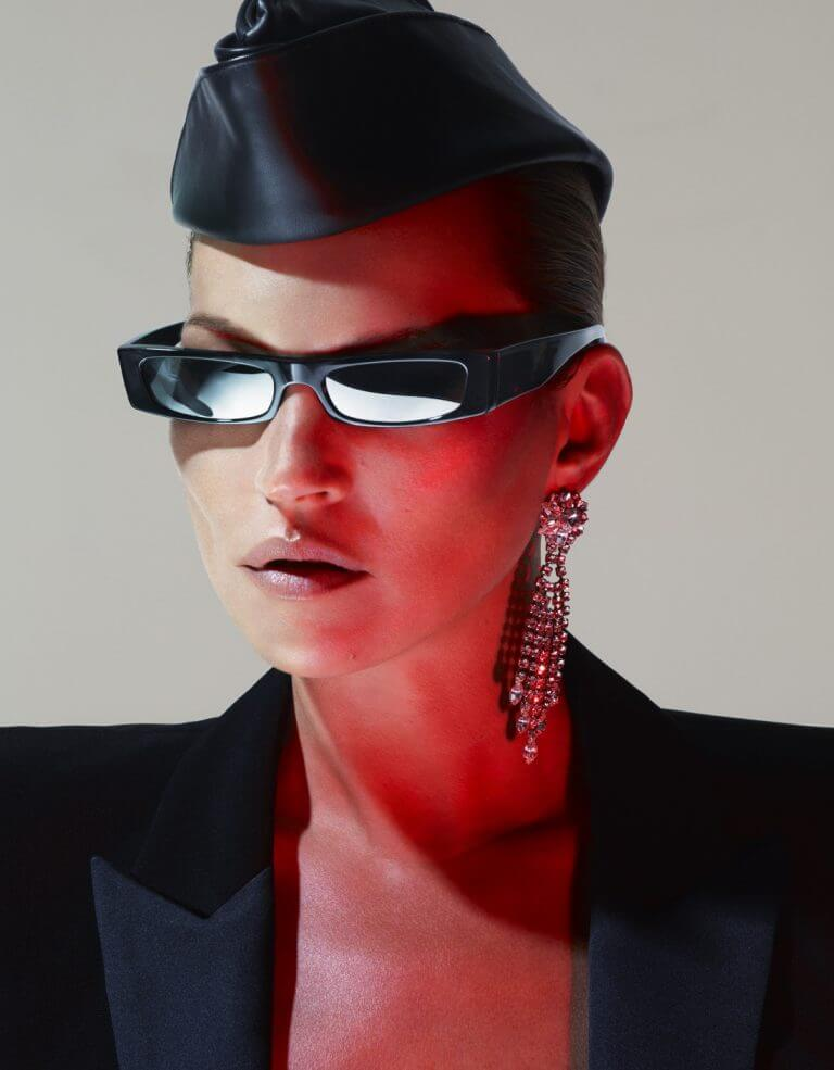 6557ad27f550 Vauthier officially announced and debuted a new sunglasses collaboration  with innovative eyewear label Alain Mikli